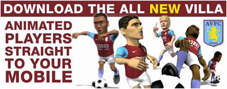 Animation FC - Aston Villa