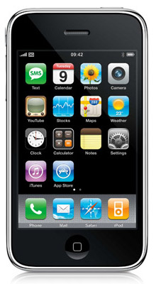 iPhone - not a Top 20 handset